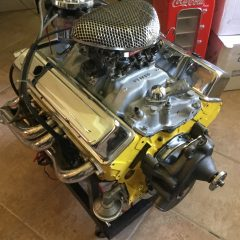 Chevrolet small block new