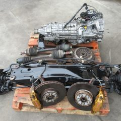 JDM WRX STI 6 SPEED TRANSMISSION R180