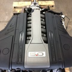 2018 Mustang 5.0 Coyote Gen 3 Engine Dri