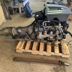 LS2 6.0 Engine & 4L65e Automatic Trans 4