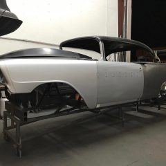 56 Chevy steel body (shell only)