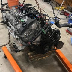 For sale BMW S38B35 Race Engine