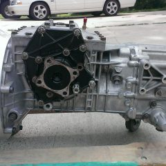 ZF 5 DS-25/2 Transaxle $6,000