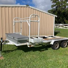 Great Lightweight Trailer!