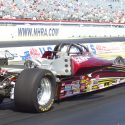 Complete Rear Engine Dragster