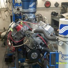 500ci 10:1 Mopar Motor Professionally bu